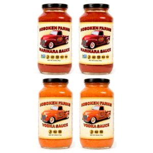 Hoboken Farms Marinara & Vodka Sauce 4 Pack