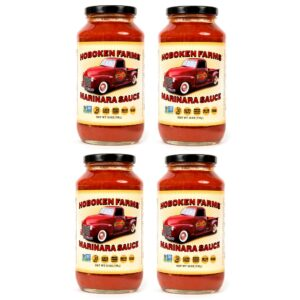 Hoboken Farms Marinara Sauce 4 Pack