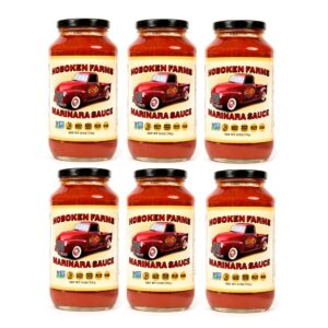 Hoboken Farms Marinara Sauce 6 Pack